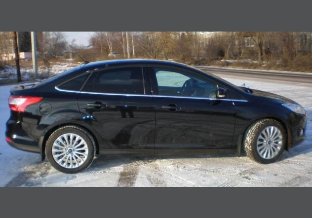 Ford Focus 3 (Форд Фокус 3)  седан 2,0  (150 л.с. )  АКПП - 2012 отзыв