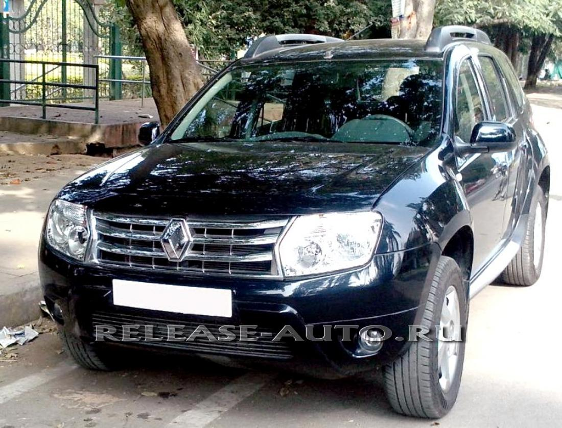 Renault Duster (Рено Дастер) Luxe Privilege паркетник 2,0 л.  (135 лс )  АКПП4 - 2013 отзыв