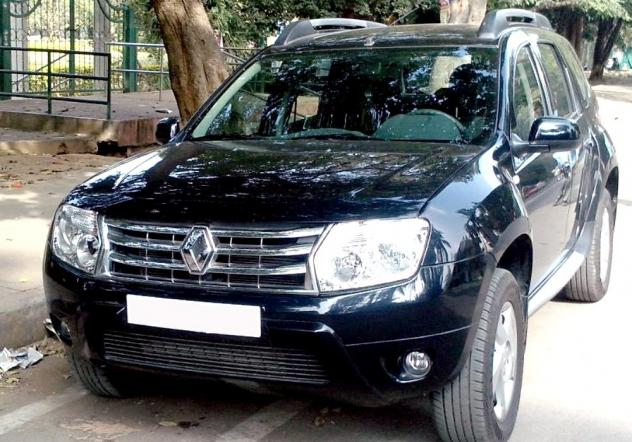 Renault Duster (���� ������) Luxe Privilege ��������� 2,0 �.  (135 �� )  ����4 - 2013 �����