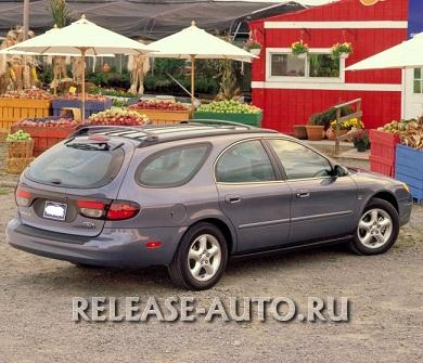 Ford Taurus (Форд Таурус) Station Wagon G4 SE  3.0i V6 (155Hp)  - 2000 отзыв