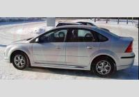 Ford Focus 2 (Форд Фокус 2)  седан, МКПП, 2 л., 145 л.с. - 2010 отзыв