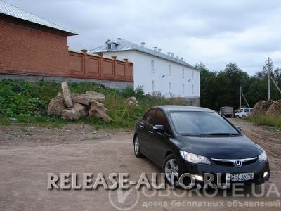 Honda Civic (Хонда Сивик) Civic 4D VIII 1.8  140 лс  - 2008 отзыв