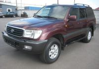 Toyota Land Cruiser (Тойота Ленд Крузер)   SUV 4.7(235) АКПП - 1999 отзыв