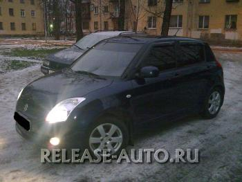 Suzuki Swift (Сузуки Свифт) IV хэтчбек 1.3  (92hp)  АКПП - 2008 отзыв