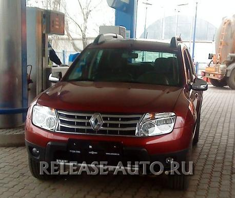 Renault Duster (���� ������) �������� suv 2,0 �  (135 ��� )  ������� 2�4 - 2013 �����