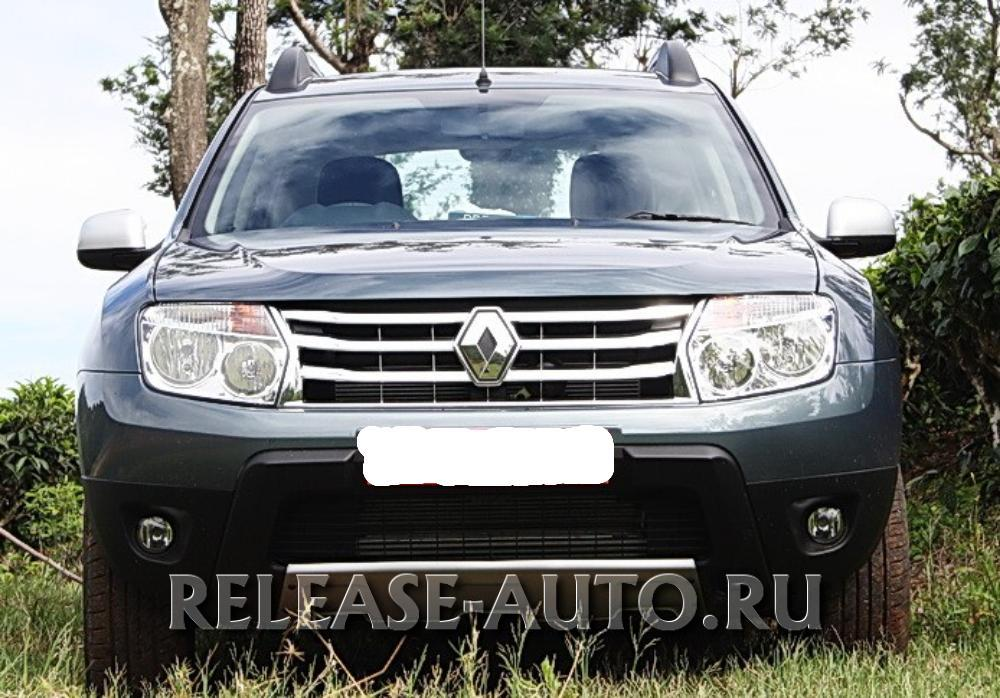Renault Duster (Рено Дастер) Expression кроссовер 2 л.  (136л.с. )  механика - 2013 отзыв