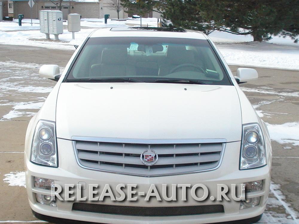 Cadillac STS (Кадиллак STS)  седан 3,6 л.  (260 л.с. )  АКПП5 - 2006 отзыв