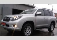 Toyota Land Cruiser Prado (Тойота Ленд Крузер Прадо) Standart SUV 2,7 л.  (163 л.с. )   - 2013 отзыв