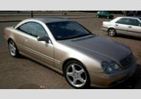Mercedes-Benz CL-class (Мерседес-Бенц CL-класса)  купе 6 л.  АКПП - 2002 отзыв