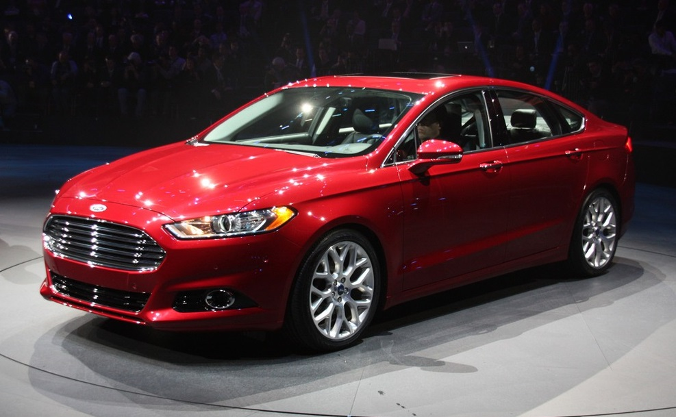 Ford Mondeo – 2014 г