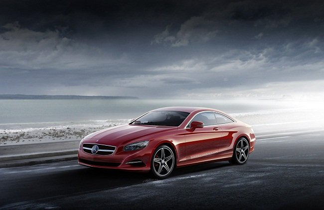 Mercedes S-Class Coupe – 2014 г