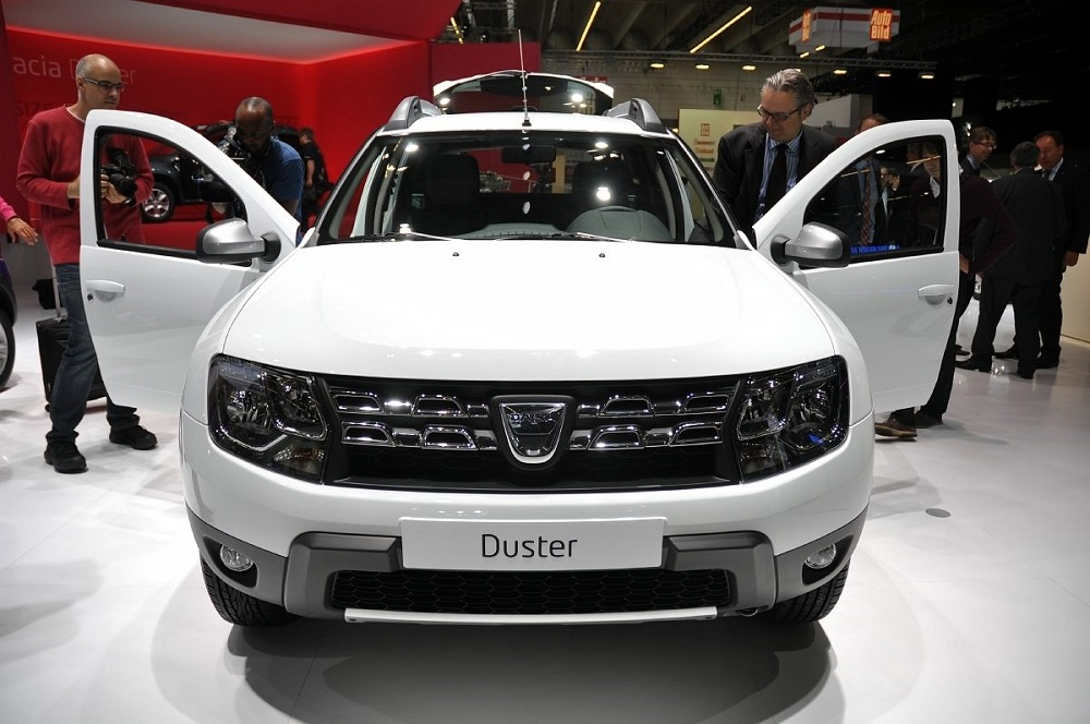 Renault Duster – 2014 г